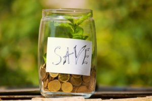 how much to keep in savings