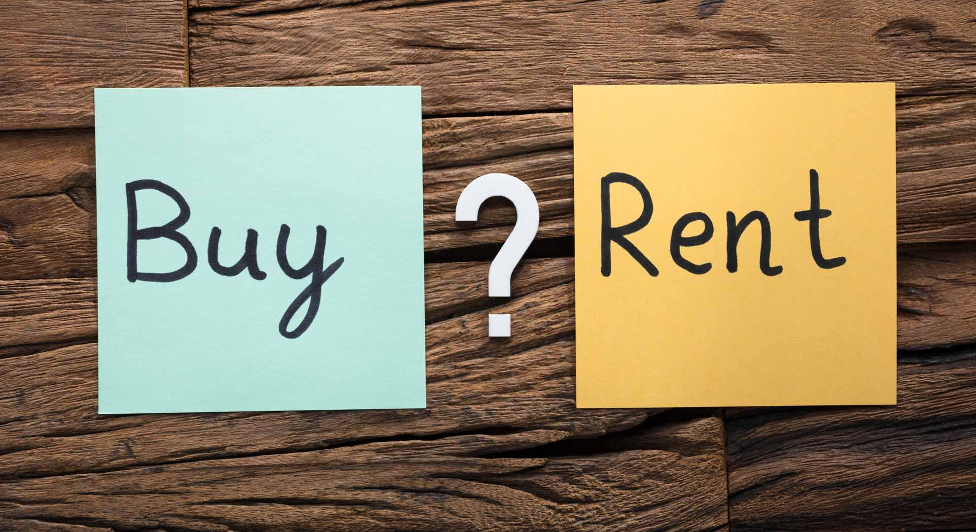Learn the Downsides of Renting