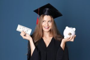 financial success college graduate